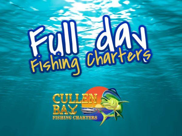 Fishing Charters, Cullen Bay