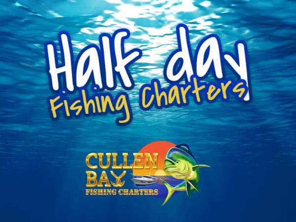 Fishing Charters, Cullen Bay